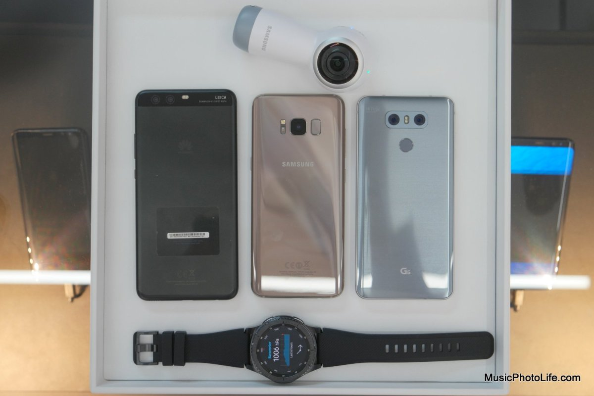 Best Smartphone Cameras? Let's Compare Wide-Angle and Zoom Lenses Instead